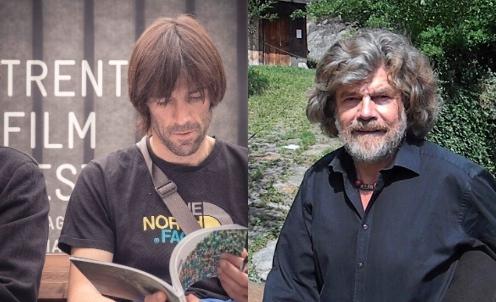 Hervè Barmasse - Reinhold Messner