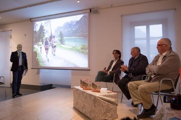 Cortina-Dobbiaco Run 2015. Presentazione del 22 maggio a Cortina