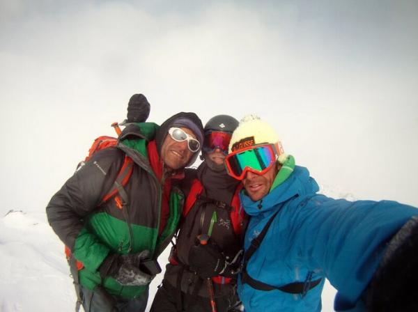 Svalbard 2015: Poli, Colli e Jorgensen