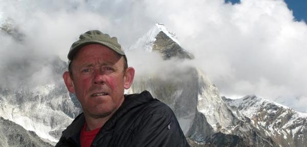 Simon Yates. Fonte: pagina facebook Mountain Dream - Simon Yates