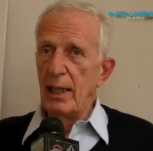 Luigi Zanzi, 2013. Fonte: www.youtube.com