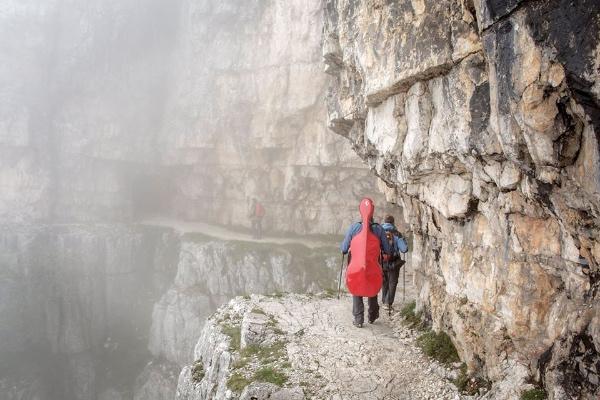 I Suoni delle Dolomiti, trekking. Foto: Daniele Lira