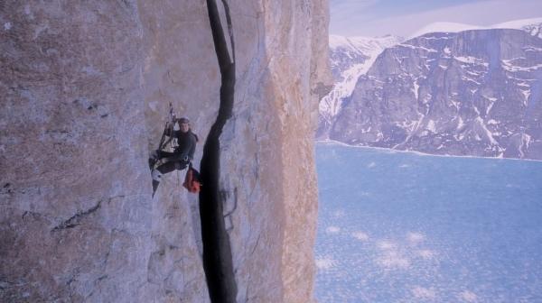 "Immagine dal video ""Baffin Island Virgin"". Fonte: vimeo.com"