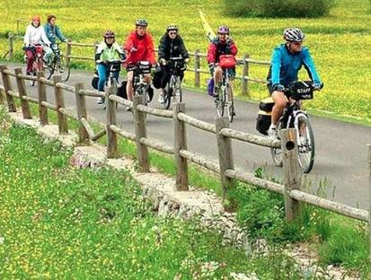 Bike. Fonte immagine: brochure Stouring