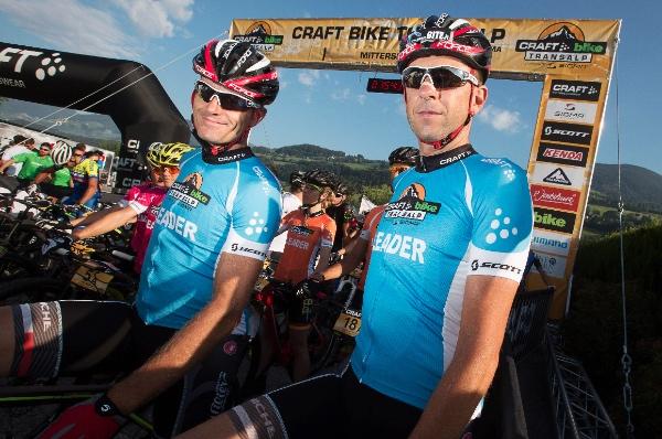 Craft Bike Transalp 2015. Laner-Debertolis. Fonte: press gara