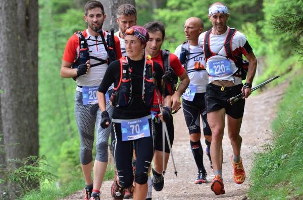 Foto archivio Dolomiti Sky Run