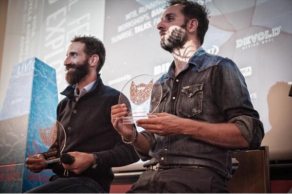 Adventure Awards Days 2015: Allex Bellini, Matteo Caccia