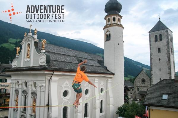 Jan Valentincic, Adventure Outdoor Fest 2015