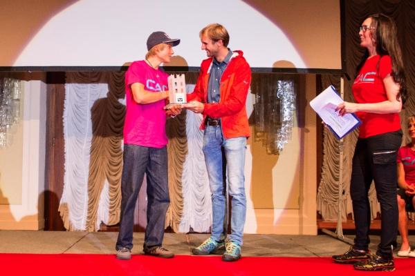 Alexander Megos, Premio Salewa Rock Award 2015. Credits: Foto&Ricordi