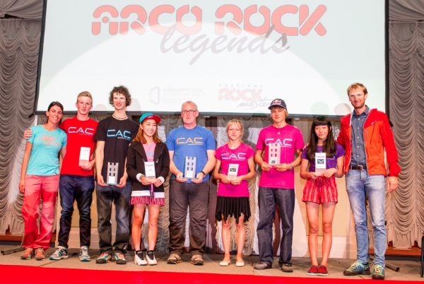 Arco Rock Legends Awards 2015. I premiati. Credits: Foto&Ricordi
