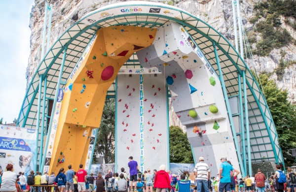 Climbing Stadium, fonte: press Rock Master Festival