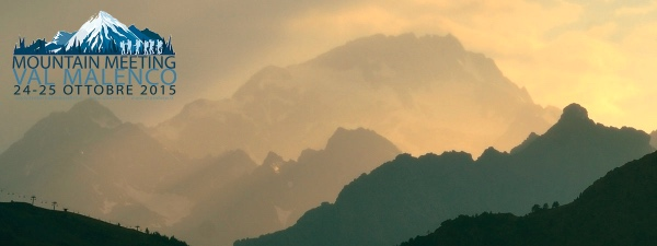 Mountain Meeting Val Malenco, visual