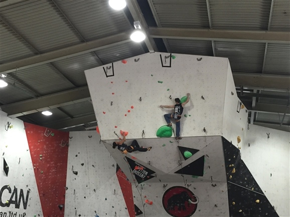 Paraclimbing Cup (L), Sheffield 2015. Fonte: thebmc.co.uk