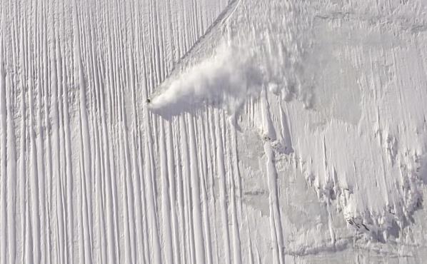 Xavier Speeps. Film: Degrees North. Fonte: Milano Montagna 2015