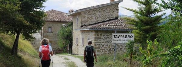 Borgo abbandonato di Tavolero. Fonte: www.primapaginaonline.it