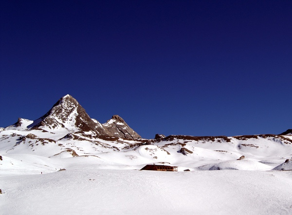 Montagna invernale. Fonte: queyras-montagne.com