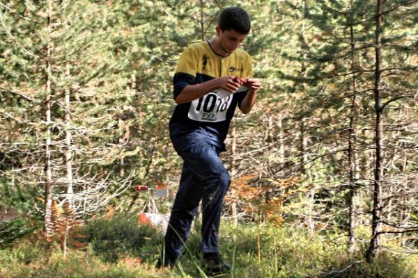 Orienteering. Fonte immagine: press Arge Alp Aprica 2015