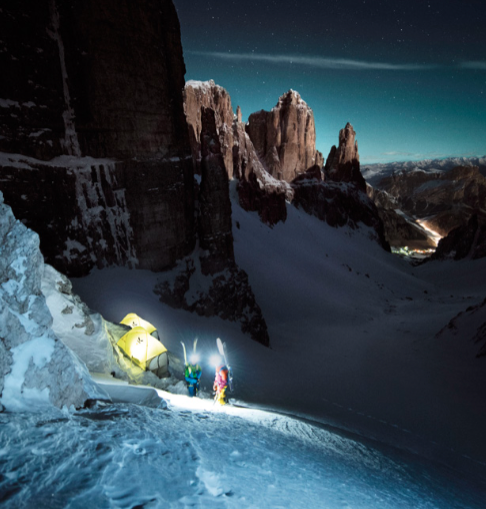 Get Vertical Base Camp Experience. Foto: Ray Demski