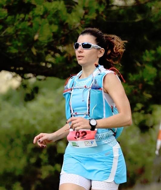 Silvia Pepino. Fonte: press Trail Occitani 2015
