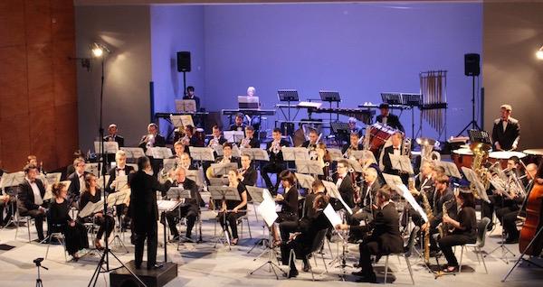 Orchestra Fiati Valtellina. Fonte: Suoni del Monviso