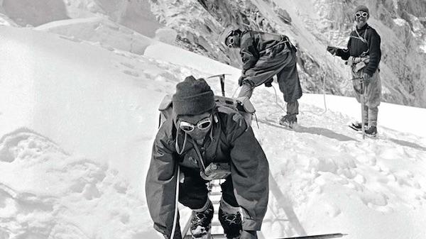 Alpinismo himalayano. Fonte immagine: www.lab80.it