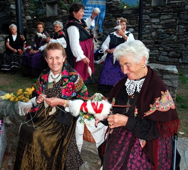 Le donne del parco. Fonte: Parco Val Grande