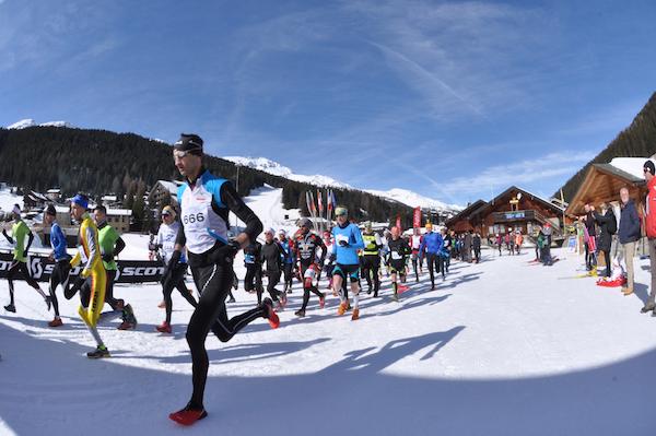 Santa Caterina Winter Trail. Fonte: press gara