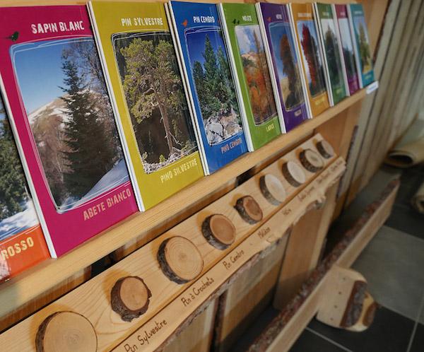 """Mostra """"Il richiamo delle foreste"""", fonte: Parco Alpi Marittime"""