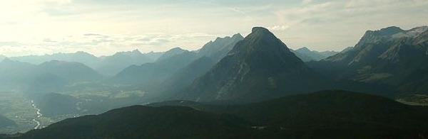 Paesaggio montano. Fonte: Pecsrl2016.com