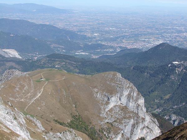 Monte Testas. Fonte: Parco Alpi Marittime