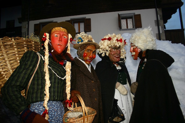 Carnevale di Sauris. Fonte: press evento