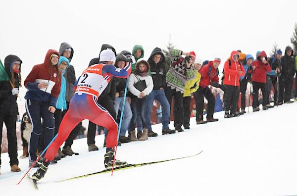 Sundby. Tour de Ski 2015, Final Climb Men. Fonte: press gara