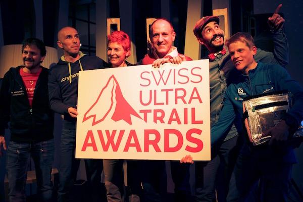 Swiss Ultra Trail Awards alla Scenic Trail. Fonte: www.scenictrail.ch/it