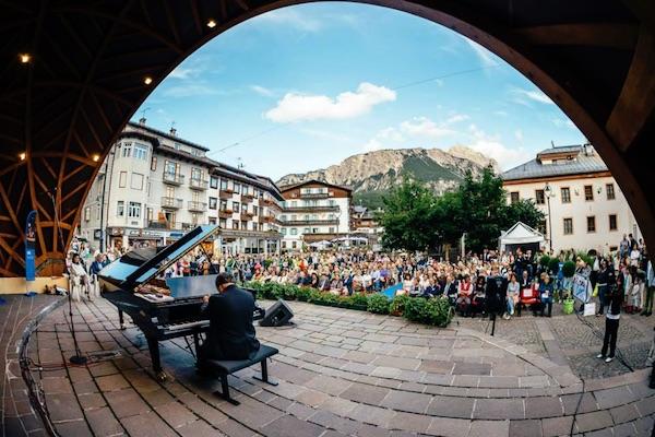 Festival e Accademia Dino Ciani, agosto 2014. Fonte: pagina facebook Festival