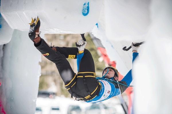 UIAA Ice Climbing World Cup.