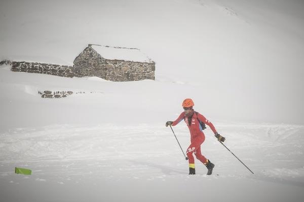 ISMF World Cup Ski Mountaineering: individual race, Kilian Jornet Burgada. Fonte: ISMF