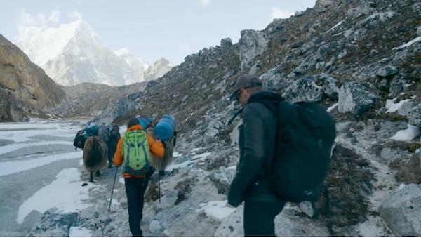 Frame da High Spirits in Nepal. Fonte: vimeo.com