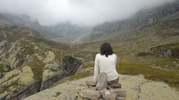 Le guardiane delle Alpi. frame dal short trailer Mary's way. Fonte: vimeo.com
