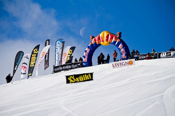 World Rookie Fest, Livigno. Fonte: www.snowboardfederation.org