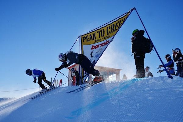 Peak to Creek. Fonte: press gara