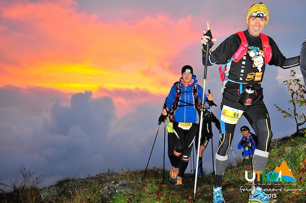 Ultra Trail del Lago d'Orta. Fonte: organizzazione
