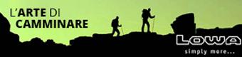 L'arte di camminare