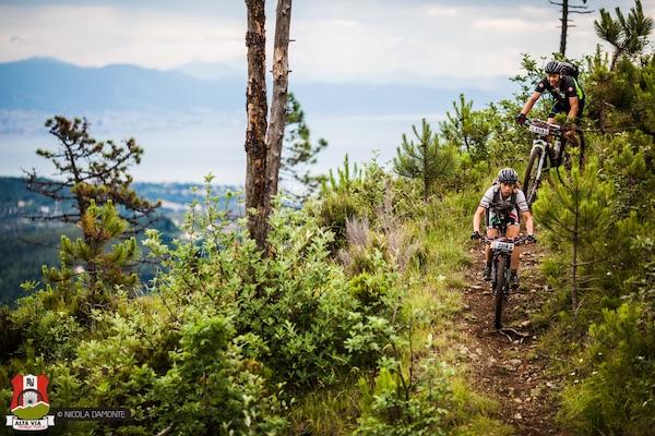 Alta Via Stage Race. Foto: Nicola Damonte