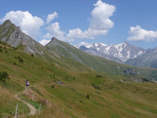 La Rentrail. Tratto dal lago di Ginevra al Monte Bianco. Fonte: Carlo De Giovanni