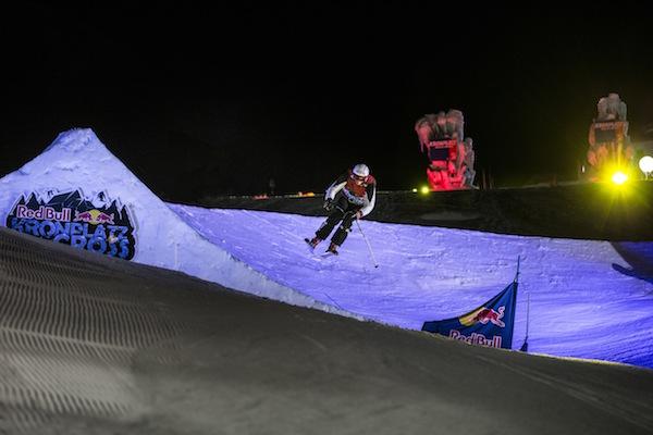 Atleti in sfida al Red Bull Kronplatz Cross, Valdaora, 2015. Foto: Damiano Levati/Red Bull Content Pool.
