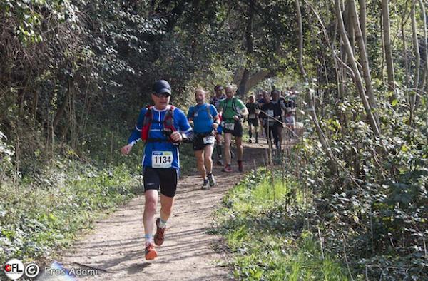 Ultrabericus Trail. Colli Berici, 2015. Foto: Circolo Fotografico Leoniceno