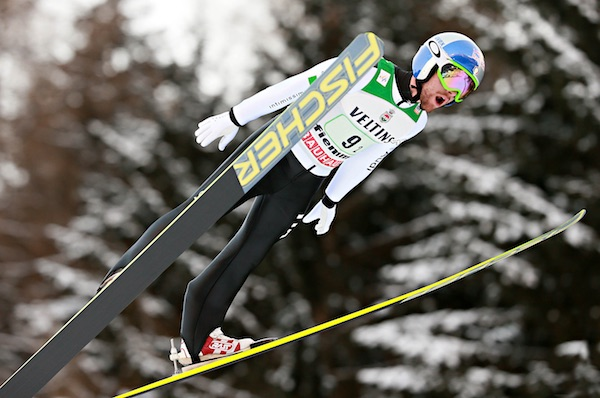 Nordic Combined World Cup 2015, Team Sprint HS134: Alessandro Pittin. Fonte: press gara