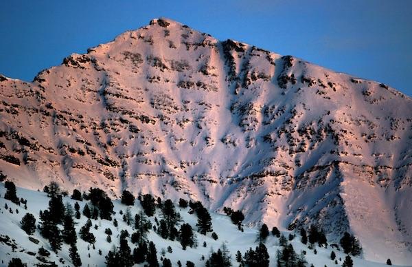 Alta Val Susa, Monti della Luna. Fonte: capannamautino.it