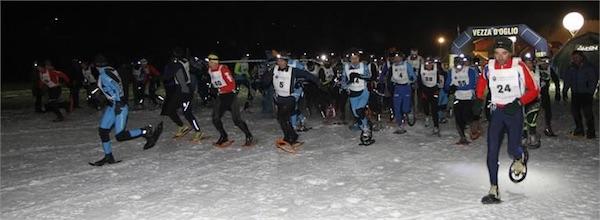 Campionati del Mondo di Racchette da neve. Fonte: Consorzio Adamello