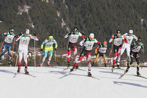 Nordic Combined World Cup 2015. Individual Gundersen. Fonte: press gara
